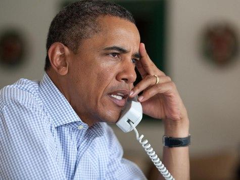 Obama Calls Netanyahu, Rebuffs Red Lines