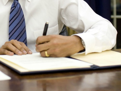 11,327 Pages Added to Code of Federal Regulations Under Obama