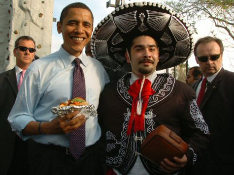 Obama Slams AZ Immigration Law on Univision, Ties to Romney