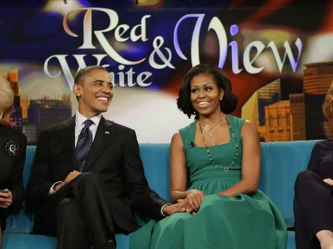 Media Roundup: Press Give Cursory Knock on Obama's 'View' Appearance