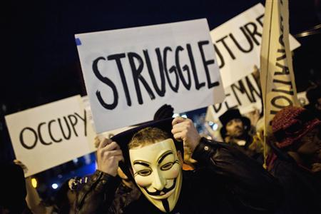 'Occupy Unmasked' Screened at RightOnline