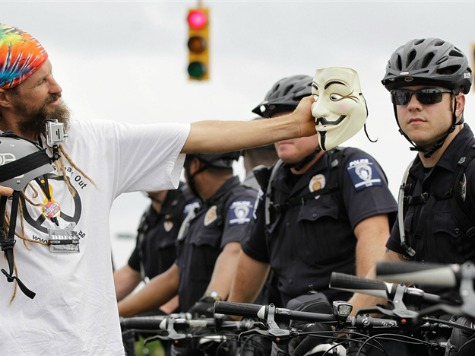 Charlotte Police Chief: City Did Not Request DOJ Mediate Occupy DNC Protests