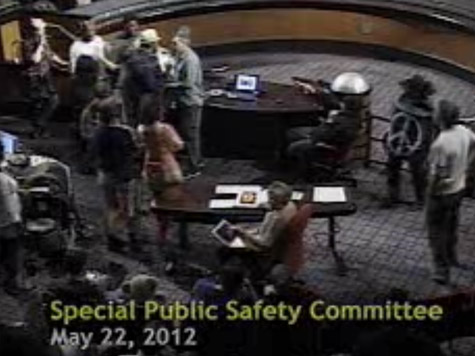 Oakland Occupiers Threaten Violence at City Council Meeting