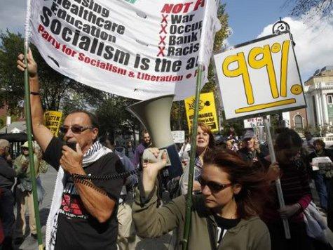 Occupiers Self-Identify as Socialists, Revolutionaries