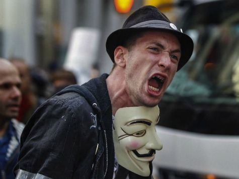 Top Ten Ways Occupy Wall Street Is Like a Two Year Old Child