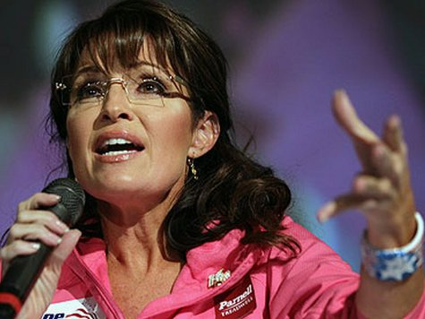 Palin to Campaign for Cruz in Texas Before Runoff Election