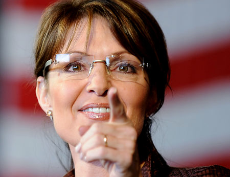 Palin: Abolish the IRS