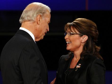 Flashback: Sarah Palin on Debating Joe Biden