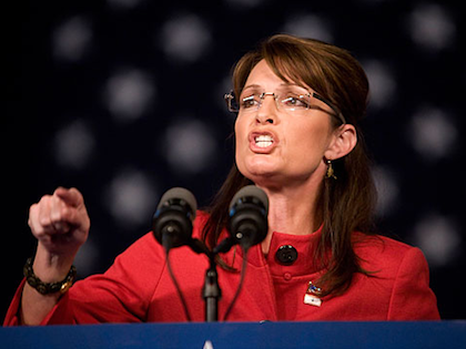 Palin to GOP: 'This Won't Be Forgotten Come 2014'