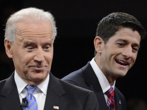 Post Debate Polls: Ryan Beats Sitting Vice President