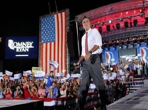 Romney Up 2 in Virginia D+7 Poll