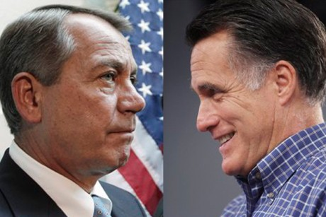 New Romney Aide Shows Deepening Ties with Hill GOP