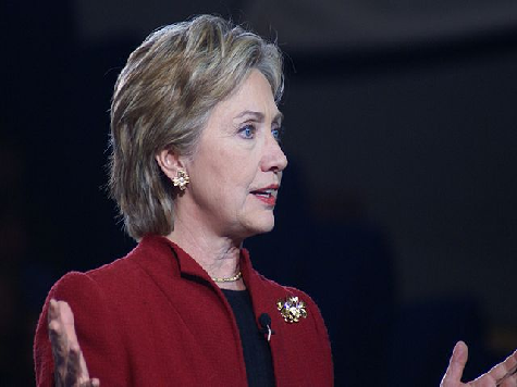 Hillary Clinton: 'The Buck Stops In the Oval Office'