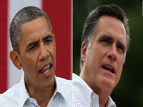 Ohio: A Dead Heat, Romney Gaining