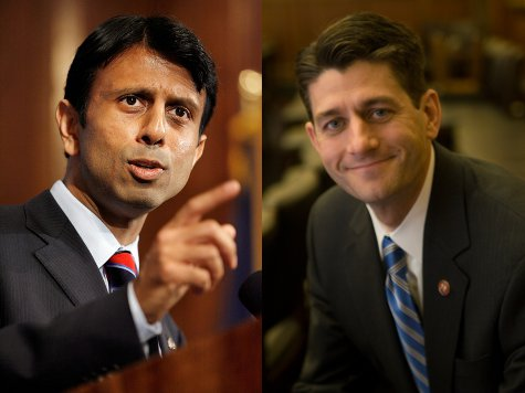 Are Paul Ryan and Bobby Jindal Auditioning for VP?