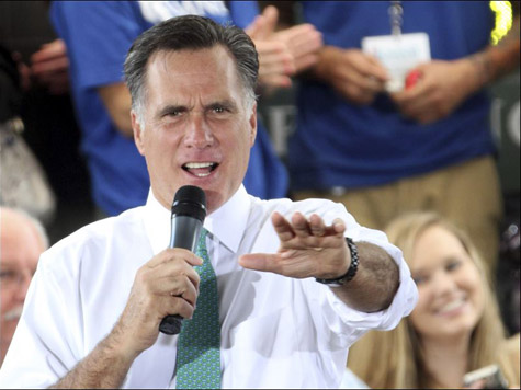 Media Castigates Romney For Finding Middle Ground On Teachers' Strike