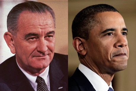 Will Obama Pull an LBJ and Drop Out?