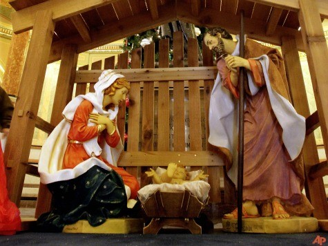 Baby Jesus Banned from French Local Council