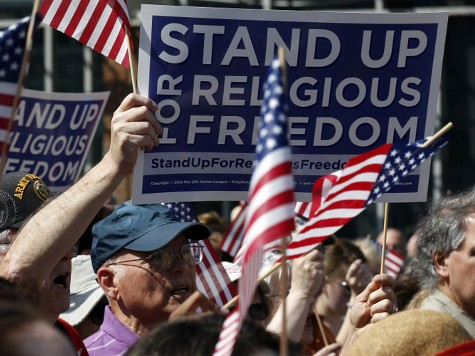 Defending the Religious Liberty of Those Who Defend Us