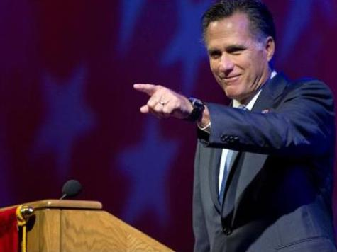 Left-Wing Site Unearths Video of Romney… Talking Like a Conservative