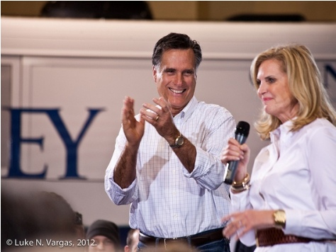 Rasmussen: Romney Moves into the Lead in Wisconsin
