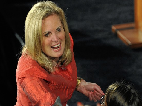 Ann Romney: Mitt Romney Will Not Fail, Will Not Let Us Down, Will Lift Up America
