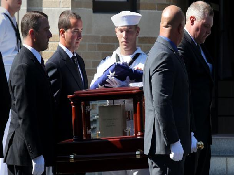 Romney Stump Speech Mum on Meeting Murdered SEAL