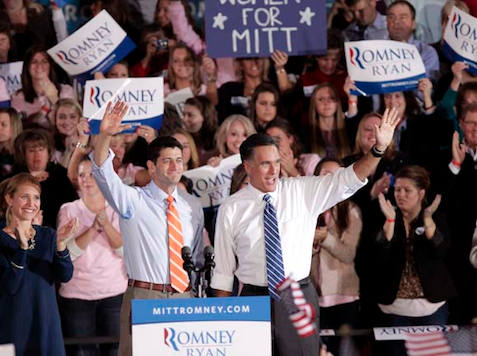 Likely Voter Poll: Romney Ahead in Deep Blue Minnesota