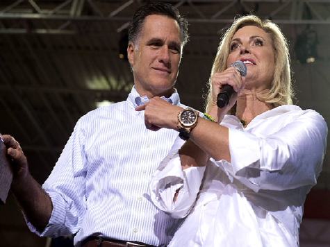 Mitt to Be at RNC With Ann