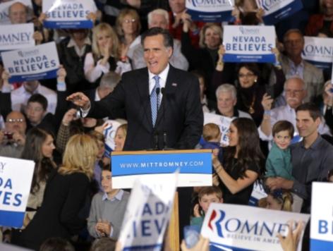 Tidal Wave: The Reno Gazette-Journal Endorses Romney