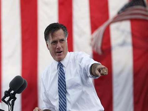 Romney Surges in New Hampshire, Now Tied