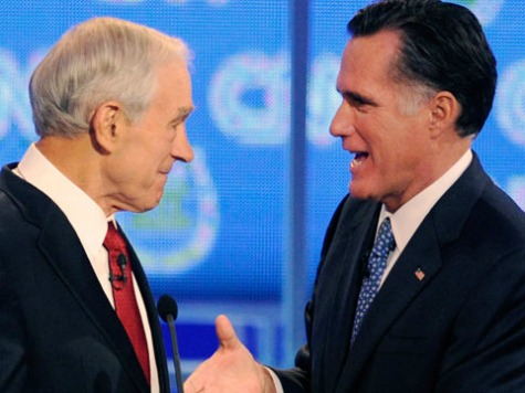 Romney Supports Audit of Federal Reserve