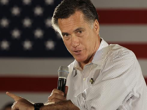 Romney Must Go on Offense on Media, Middle East