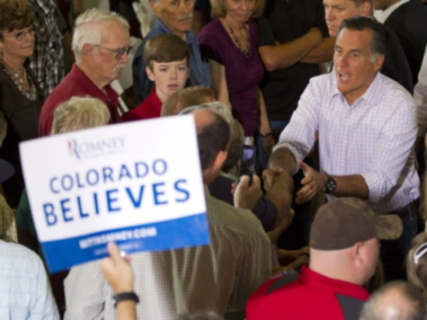 Poll: Romney up 4 in Colorado