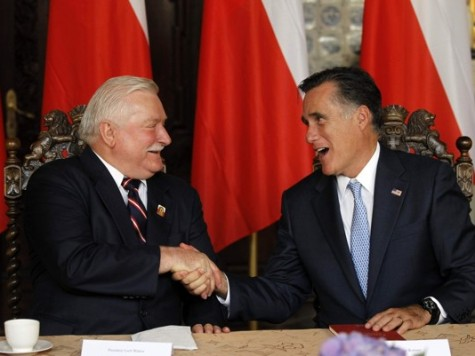 NPR's Cokie Roberts: Romney Poland Trip Racially Motivated