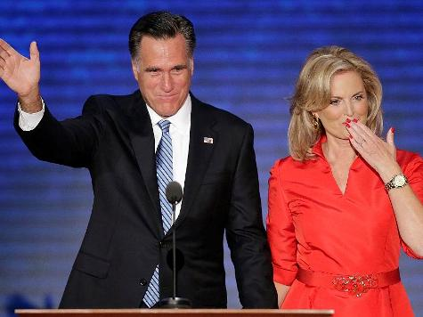Pew: Romney Takes 4 Point Lead, Beats Obama on Favorability