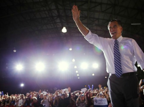 Poll: Romney Pulls Ahead in New Hampshire