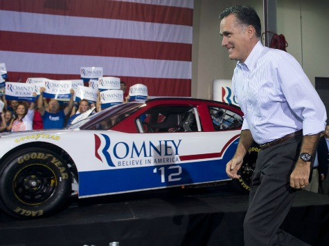 Lights Out: Romney By 2 In North Carolina D+10 Poll