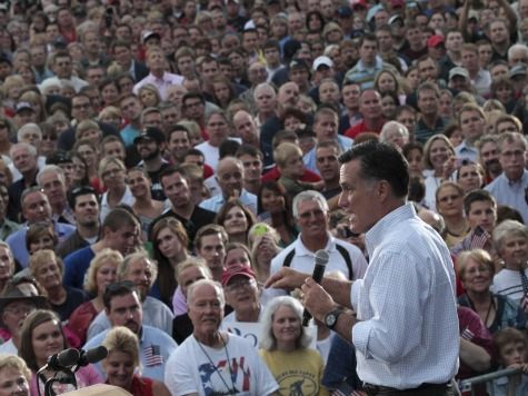 Pew Survey: Majority of Romney Voters 'For Romney' Instead of 'Against Obama'