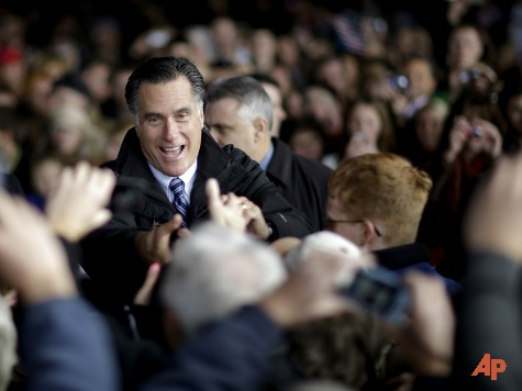 UPDATE: Pennsylvania Tied, 47-47, On Eve of Romney's Arrival