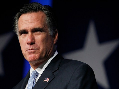 Romney Hits Media For Covering Up Obama's Failed Record