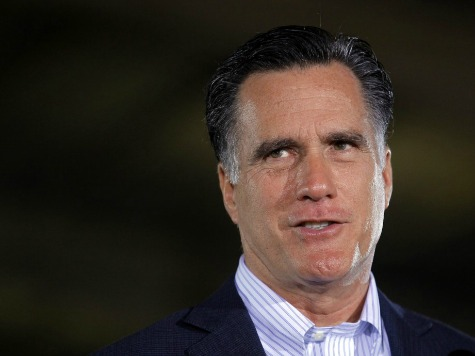 Mitt Romney on 2016: 'My Time Has Come and Gone'