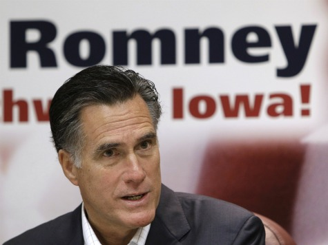 Polls Show Romney Up In OH, IA, CO — Tied In WI, NH