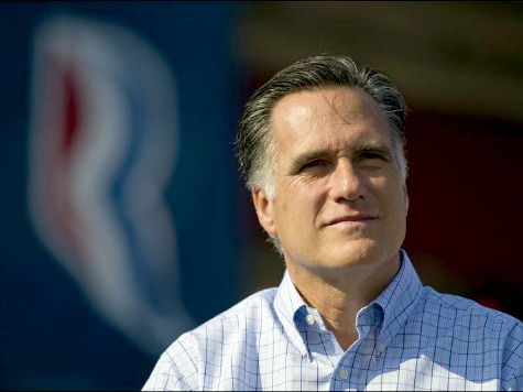 Rasmussen Poll: Romney 49, Obama 47