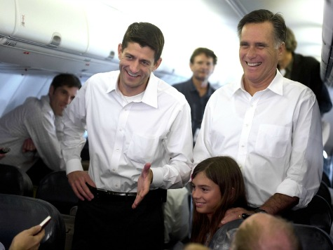Romney Outraises Obama by $21.5M in First 17 Days of Oct.