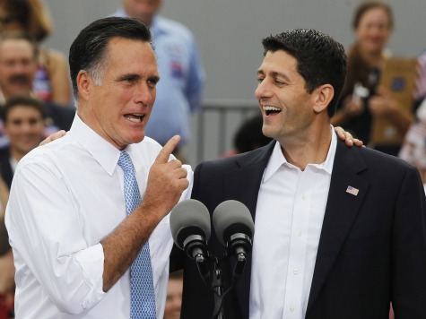Paul Ryan: Mitt Romney Should Run for President Again