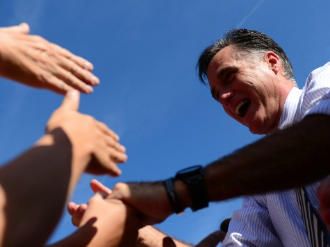 Poll: Romney's Ohio Favorables Up 30 Since February