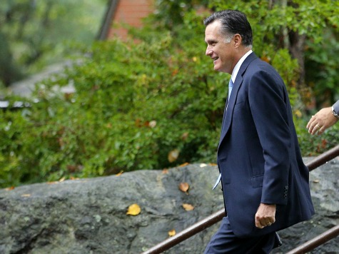 Tightening up: Romney Trails Obama by 2 in Virginia