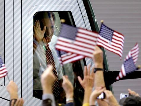 Romney Responds to Obama's 'Revenge' with 'Love'