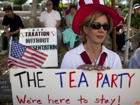 Norquist: Resurgent Tea Party Will 'Dwarf' First Wave